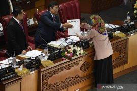 Presiden Jokowi belum tahu isi rancangan revisi UU KPK inisiatif DPR