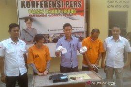 Polres Rejang Lebong amankan isteri bandar narkoba