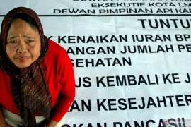 Iuran BPJS naik rakyat miskin tetap ditanggung negara