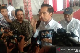 Presiden Jokowi minta masyarakat Kalbar jaga lahan agar tidak terbakar