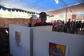 Pelaksanaan pilkades di 45 desa di Kabupaten Jember kondusif