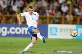 Andrea Belotti antar Italia kalahkan Armenia 3-1 pada lanjutan kualifikasi Piala Eropa 2020
