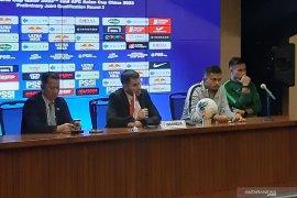 Pelatih timnas Simon McMenemy sulit terima kekalahan dari Malaysia