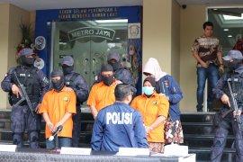 Kasus istri bunuh suami di Sukabumi , polisi tangkap tiga tersangka baru