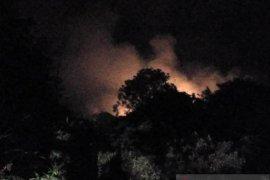 Lahan gambut kembali terbakar di  Aceh Barat