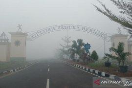 Kompetisi Liga Pelajar Tanjabtim dihentikan sementara karena kabut asap