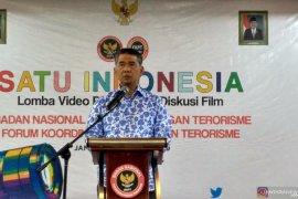 Melalui Festival Film Pendek, BNPT bentengi milenial dari radikalisme