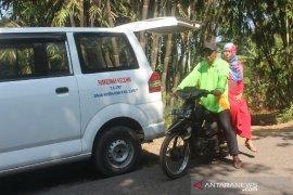 Puskesmas Cihurip di Garut canangkan ojek ambulans
