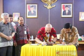 DPRD-Pemprov Babel tandatangani KUA PPAS TA 2020