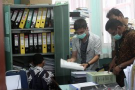 Kasus korupsi Alkes RSUD Padang, anggota dewan ikut jadi tersangka