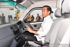 Presiden Jokowi harap DPR miliki semangat perkuat KPK