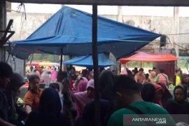 VIDEO - Begini cara FBI Indonesia galang dana di Pasar Kaget Pekanbaru