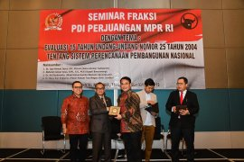 Komisi Yudisial dukung MPR kembali miliki kewenangan tetapkan GBHN