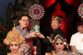 Pada forum parlemen dunia, Gubernur Bali paparkan kebijakan konservasi