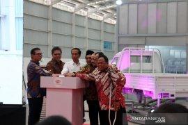 Jokowi ingin dukung pengembangan otomotif nasional  Esemka
