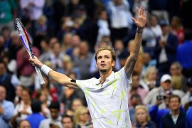 Medvedev raih kemenangan di St Petersburg Open
