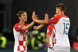 Kroasia dan Wales menang  di Grup E kualifikasi Piala Eropa 2020