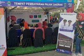 Stan BP2D Kota Malang diserbu ratusan warga