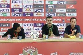 Pelatih U-19 Iran belum puas meski taklukkan Timnas Indonesia