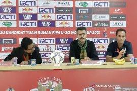 Penampilan Beckham dan Supriyadi dipuji pelatih Iran