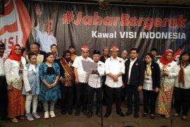 Relawan Pro Jokowi tekankan pentingnya sinergitas di Jabar
