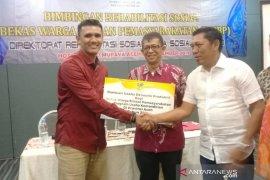 16 bekas narapidana kasus terorisme di Aceh terima bantuan  usaha