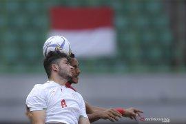 Timnas Indonesia dibekuk Iran 4-2