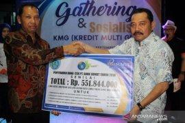 Di Labuhanratu Bank Sumut salurkan bantuan CSR Rp551 juta