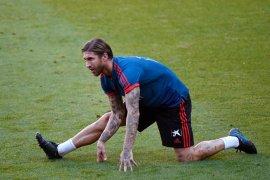 Sergio Ramos telah menyamai rekor penampilan terbanyak Casillas di Timnas