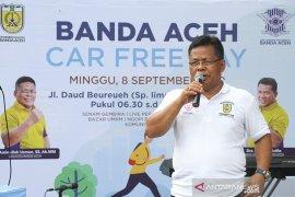 Banda Aceh beri kesempatan kesenian lokal tampil di CFD