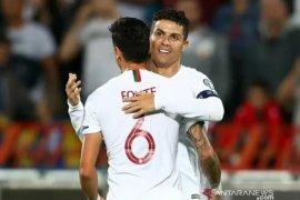 Piala Eropa 2020 - FT: Portugal 5-1 Lithuania, Ronaldo borong empat gol