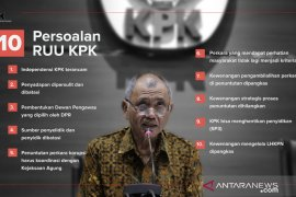 Jokowi harus bersama publik lawan pelemahan KPK
