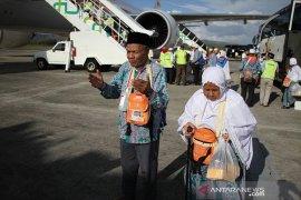 388 orang haji Aceh telah kembali ke Tanah Air