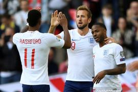 Piala Eropa 2020 - Trigol Kane bantu Inggris hajar Bulgaria