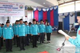 Pengurus Mapan RI Tapanuli Selatan dilantik