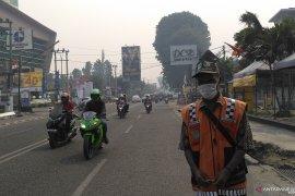 Karhutla dan kabut asap yang tercium warga Jambi