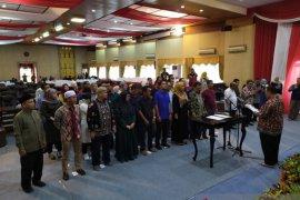Pimpinan DPRD Banjarmasin dijabat politisi muda