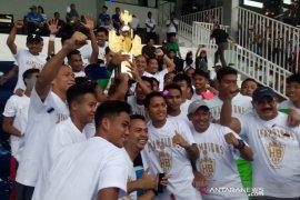 Timnas U-23 rebut Piala Trofeo HB X