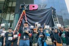 Pegawai minta Presiden Jokowi tegas sikapi capim bermasalah dan revisi UU KPK