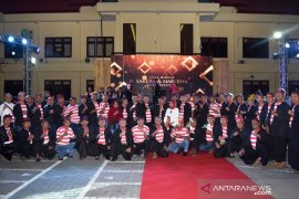 Forkopimda bersama masyarakat Situbondo deklarasi Indonesia damai