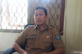 Delapan hektare hutan lindung di Bangka Tengah terbakar