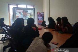 """Belasan siswa SMA di Denpasar belajar """"kebencanaan"""" di  ACT-BALI"""