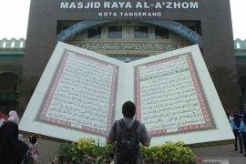 Keterlibatan warga sukseskan Festival Al Azhom diapresiasi Pemkot Tangerang