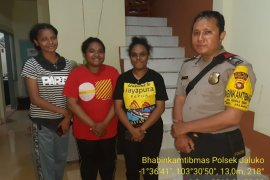 Mahasiswa Papua senang berkuliah di Unja dan berbaur dengan masyarakat Jambi