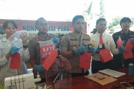 Polres Banjarbaru tangkap residivis curat simpan senjata api