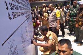 Papua - Masyarakat Biak tolak kelompok separatis
