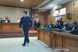 Bupati Cianjur nonaktif Irvan Rivano divonis 5 tahun penjara