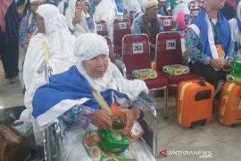 "Nur Asiah, meski ""stroke"" sukses laksanakan ibadah  haji"