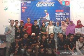 Genio Movie Ride ajak pengguna Honda Genio dan  Komunitas Honda Nobar