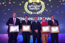 Bank Kalsel raih Infobank Award